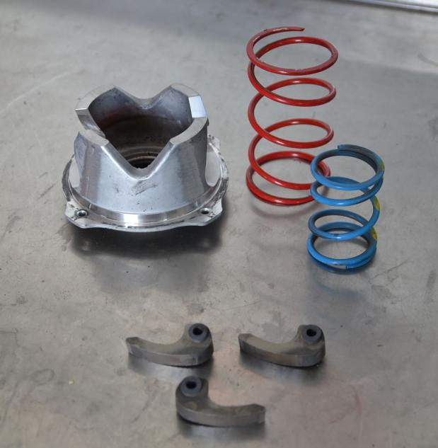 Polaris RZR XP 900 Project Stock Clutch Components