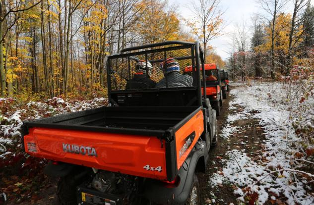 2014 Kubota Rtv X Series Review Atv Com