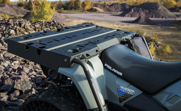 2014 Polaris Sportsman WV850 Steel Rack