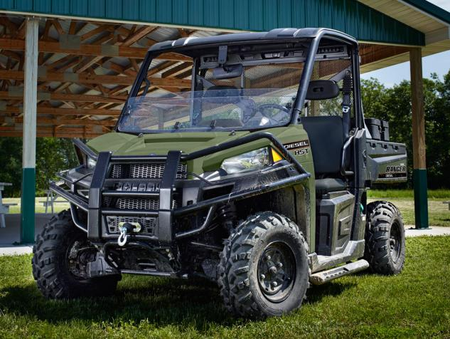2014 Polaris Ranger Diesel HST Beauty
