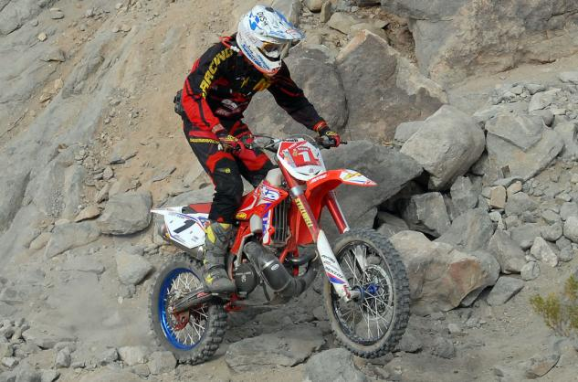King of the Hammers Cody Webb 2