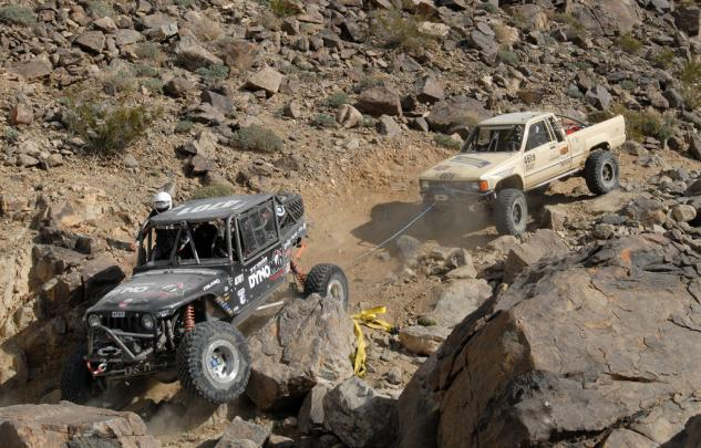 King of the Hammers Everyman Challenge