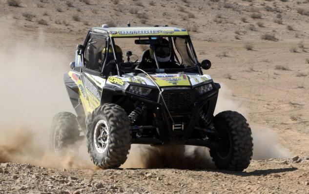 King of the Hammers UTV Winner Guthrie