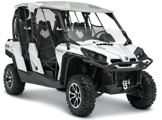 2015 Can-Am Commander MAX LTD Studio