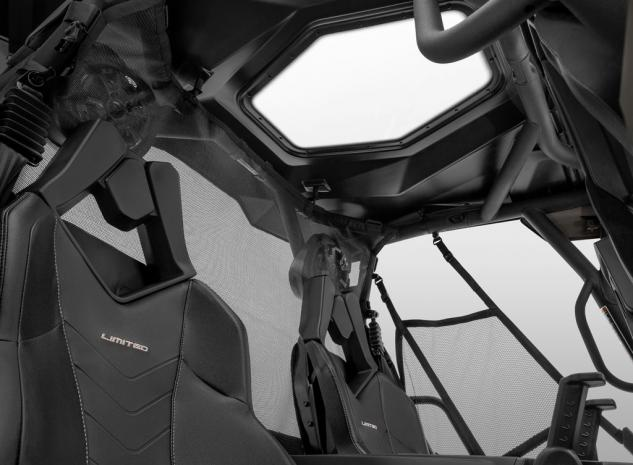 2015 Can-Am Commander MAX LTD Sunroof