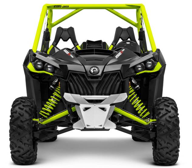 121-horsepower Can-am Maverick X Ds Turbo Unveiled