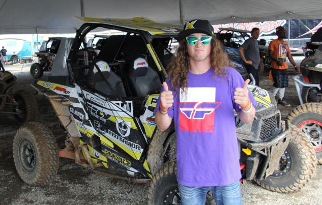 Colten Moore Terracross RZR