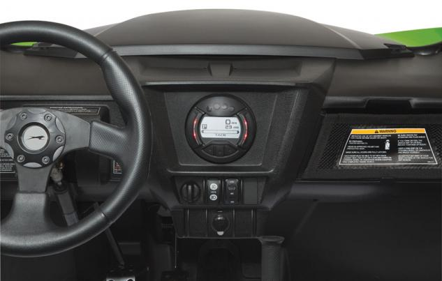 2015 Arctic Cat Wildcat Sport Cockpit