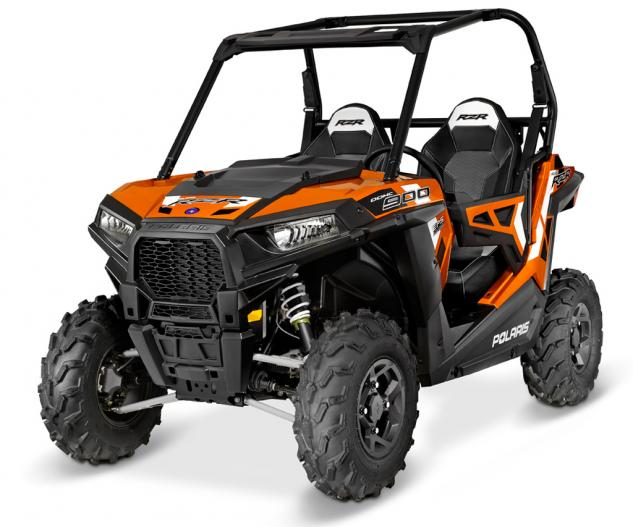 2015 Polaris RZR 900 EPS Trail Gloss Nuclear Sunset
