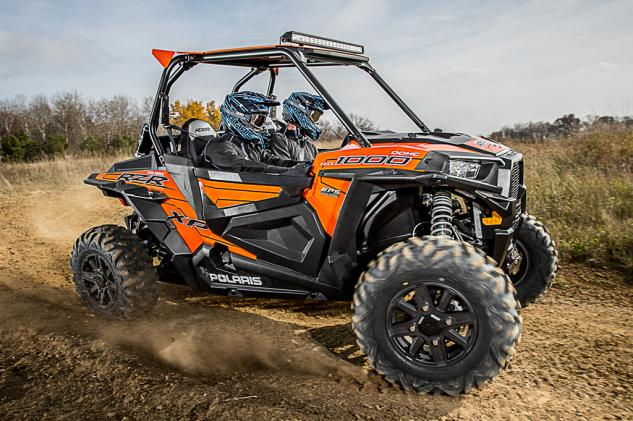 2015 Polaris RZR XP 1000 Orange Madness