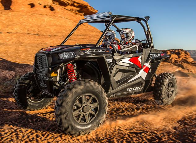 2015 Polaris RZR XP 1000 Stealth Black
