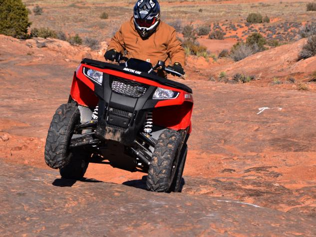 2015 Arctic Cat XR 550 XT