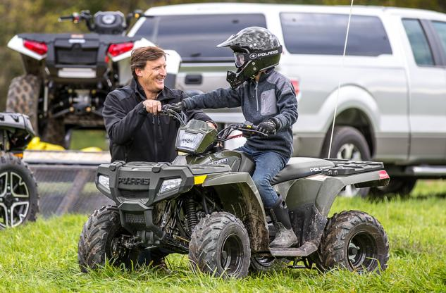 2016 Polaris Sportsman 110