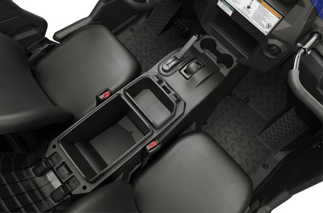 2016 Yamaha Wolverine R-Spec Center Console