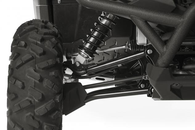 2016 Yamaha Wolverine R-Spec Front Suspension