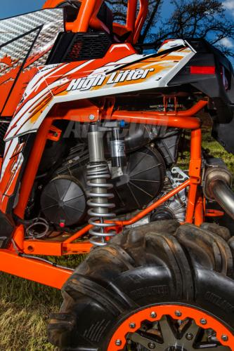 High Lifter ACE Engine