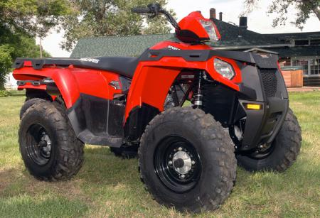 2011 Polaris Sportsman® 400 H O  Pictures, Photos and Images