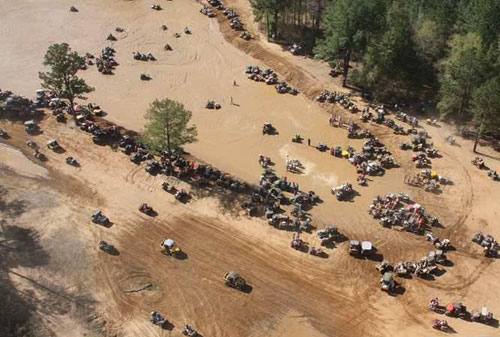 Destination off road for Atv parks in texas with cabins