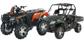 2012 Arctic Cat ATV and UTV Early Release Models Unveiled