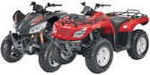 Arctic Cat Unveils Three New ATVs
