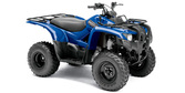 2012 Yamaha Grizzly 300 Preview