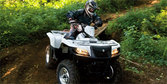 2009 Suzuki KingQuad 500AXI Review