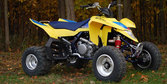 2009 Suzuki QuadRacer LT-R450 Review