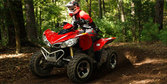 2010 Kymco Maxxer 375 IRS 4x4 Review