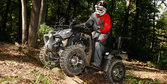 2010 Kymco MXU 500 IRS 4x4 LE Review
