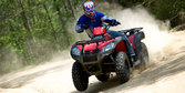 2012 Kymco MXU 500i 4X4 IRS Review