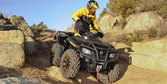 2010 Can-Am Outlander 800R EFI XT-P Review