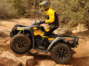 2010 Can-Am Outlander 800R XT-P