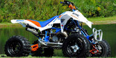 ATV Four Play Unveils Mini Motocross Quad