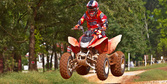 2011 Honda TRX250X Review