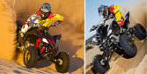 2011 Yamaha Raptor 700R & YFZ450R Special Edition Review [Video]