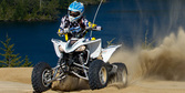 2012 Yamaha YFZ450 Review [Video]