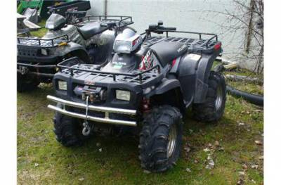 Polaris Sportsman 660
