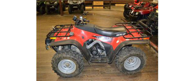 2000 Arctic Cat 500 ATV