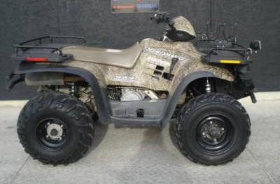 2001 Polaris Sportsman 500