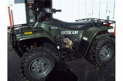 2004 Arctic Cat 250 4x4
