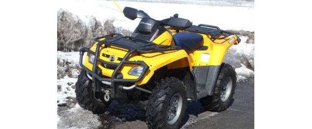 2006 Can-Am Outlander 800