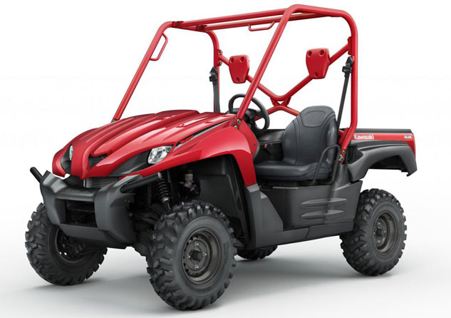 The Quiet Evolution of the Kawasaki Teryx - ATV com