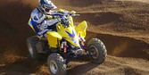 2009 Suzuki QuadSport Z400 Review