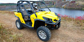 2011 Can-Am Commander 1000 XT Review