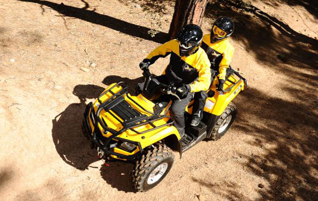 Can-Am Outalnder MAX XT 400