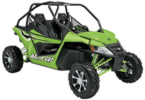 Arctic Cat Wildcat Original Studio Image