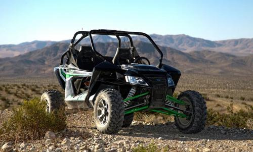 Arctic Cat Wildcat 1000 Beauty