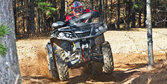 2012 Can-Am Outlander 1000 XT Review