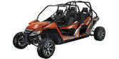 2013 Arctic Cat Wildcat 4 1000 Unveiled