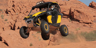 2013 Can-Am Maverick 1000R X rs Review - Video